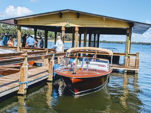 Wine festival boats 2019